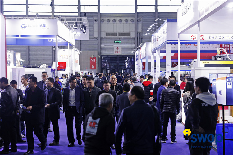 Lihua Group participates in swop 2019, Asia's leading processing and packaging machinery exhibition, and opens a new future for green intelligent packaging!