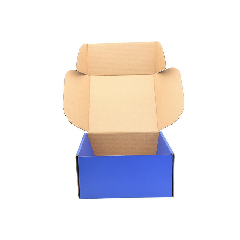 Custom Logo Shipping Packing Corrugated Paper Box