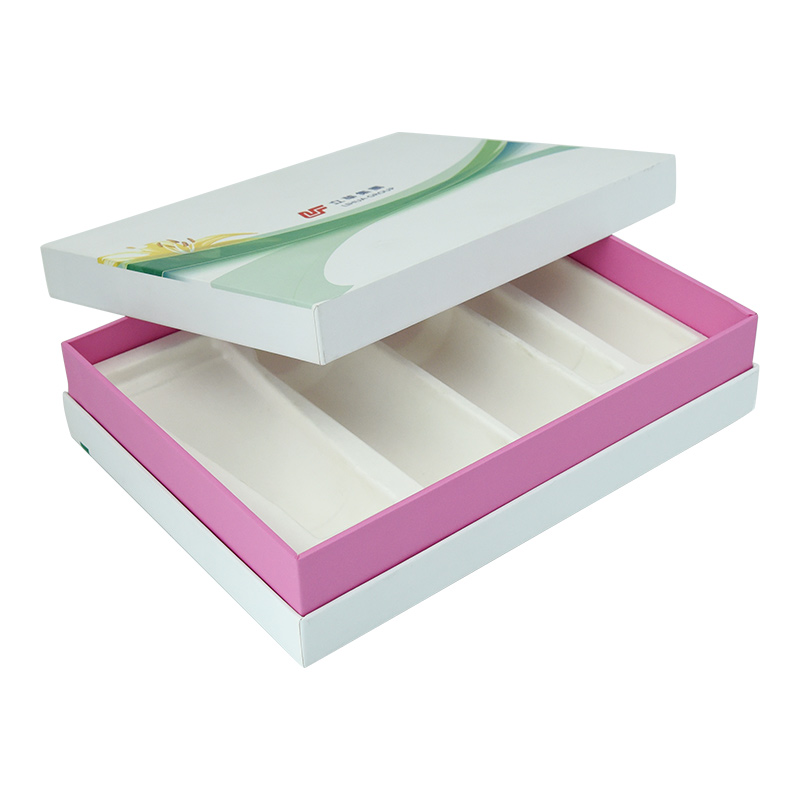Body Lotion Creams Packaging Box