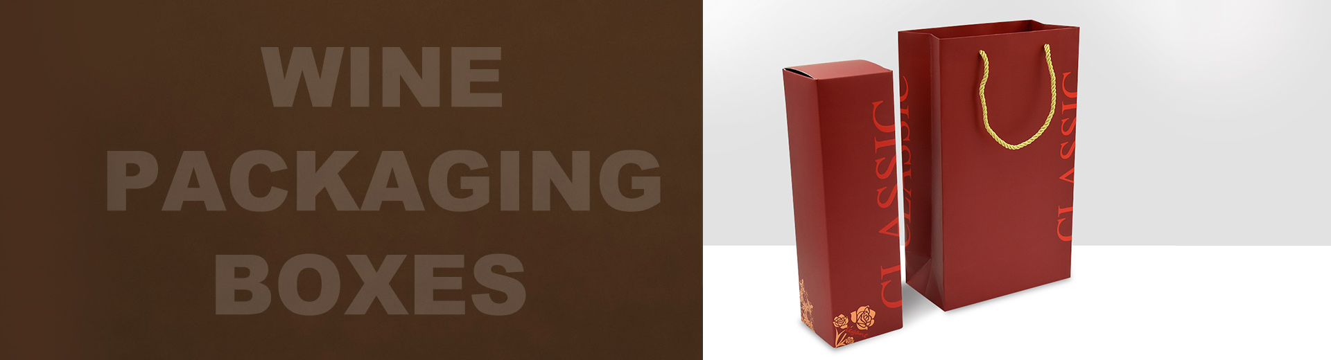 Wine Packaging Rigid Box